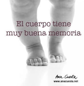 cuerpo memoria